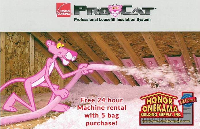 Pro Cat Insulation
